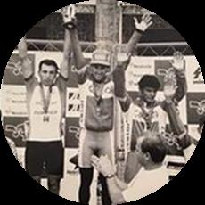 Vice-Campeão em Etapa da Volta de Santa Catarina